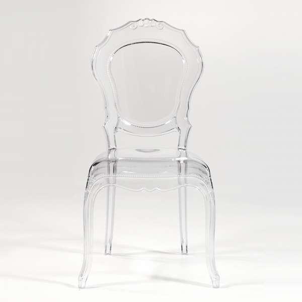 Chaise style régence transparente - Belle Epoque - 2
