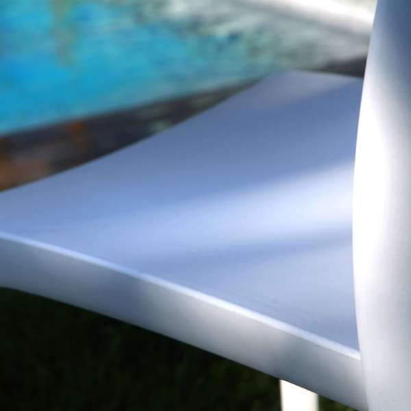 Chaise de jardin en polypropylène - Maya 15 - 36