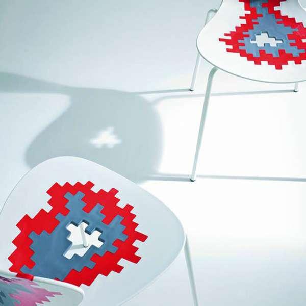 Siège multicolore design empilable - Big Bang - 15