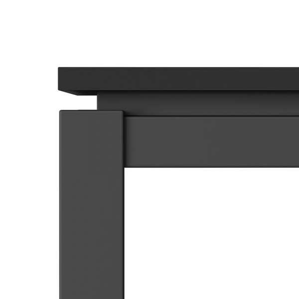 Table de salle à manger en stratifié et pieds en métal - Vicenza - 5