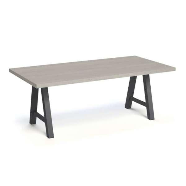 Table moderne de salle à manger en stratifié - Querido - 6