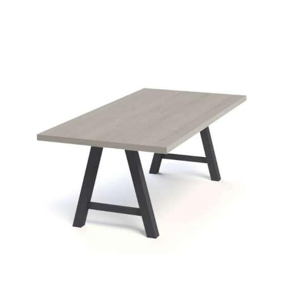 Table moderne de salle à manger en stratifié - Querido - 7