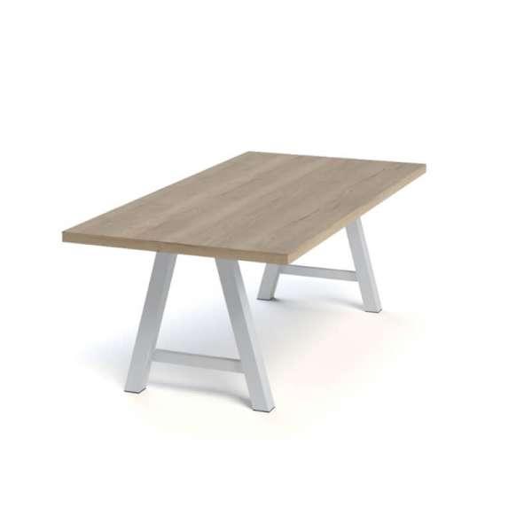 Table moderne de salle à manger en stratifié - Querido - 8