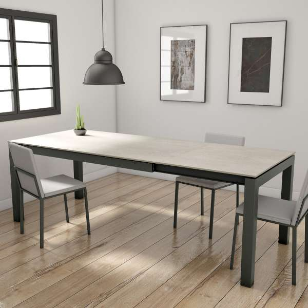 Table Danae natural 2 - 3