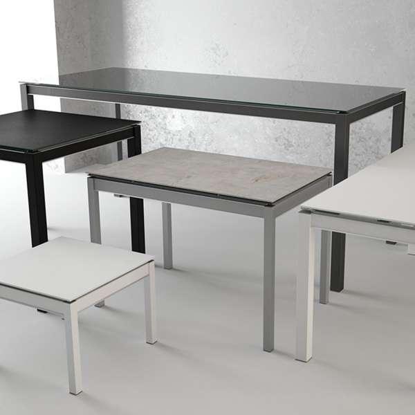 Table sur mesure personnalisable en céramique - Multipla - 1