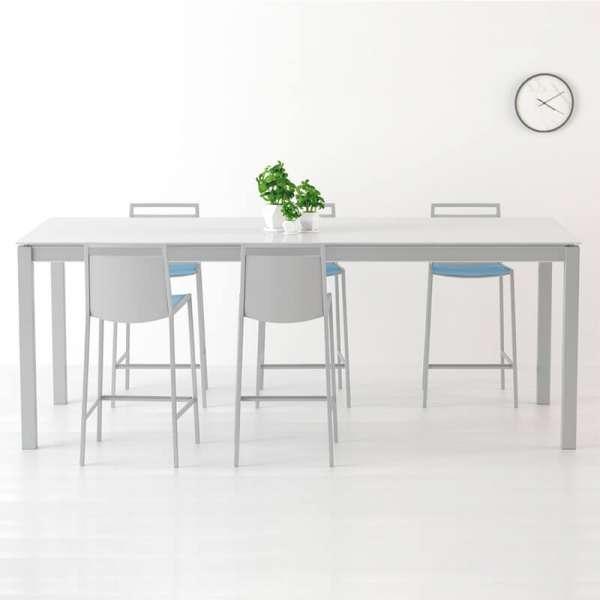 Table en verre sur mesure personnalisable - Multipla - 1