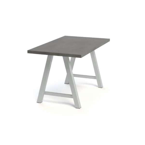 Table snack moderne de salle à manger en stratifié - Querido - 2