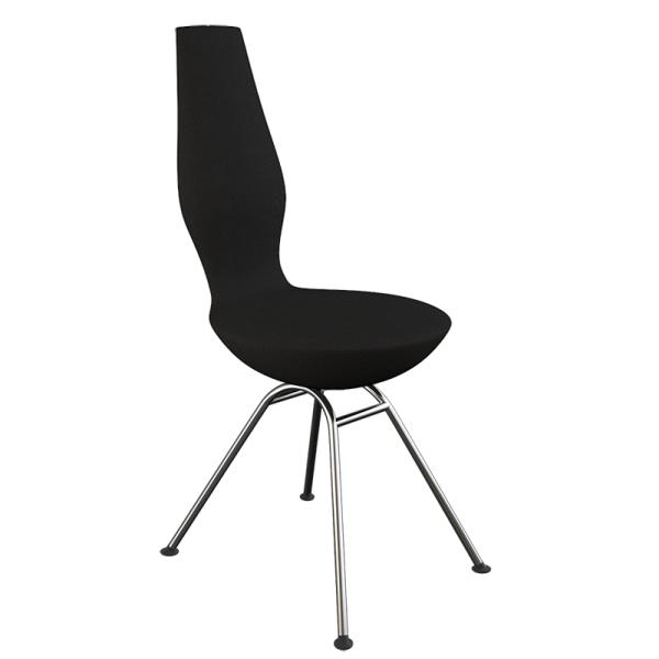 Chaise design ergonomique noire Date Varier® - 6