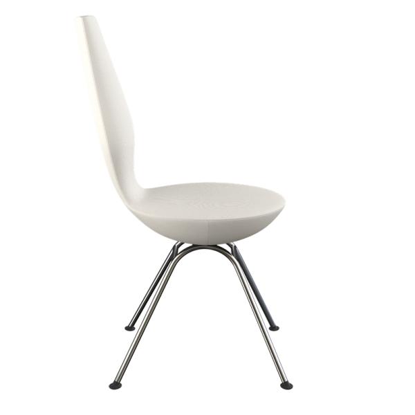 Chaise Varier ergonomique blanche Date - 11