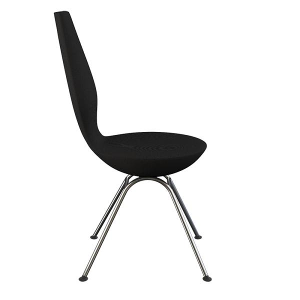 Chaise ergonomique noire Date Varier® - 7