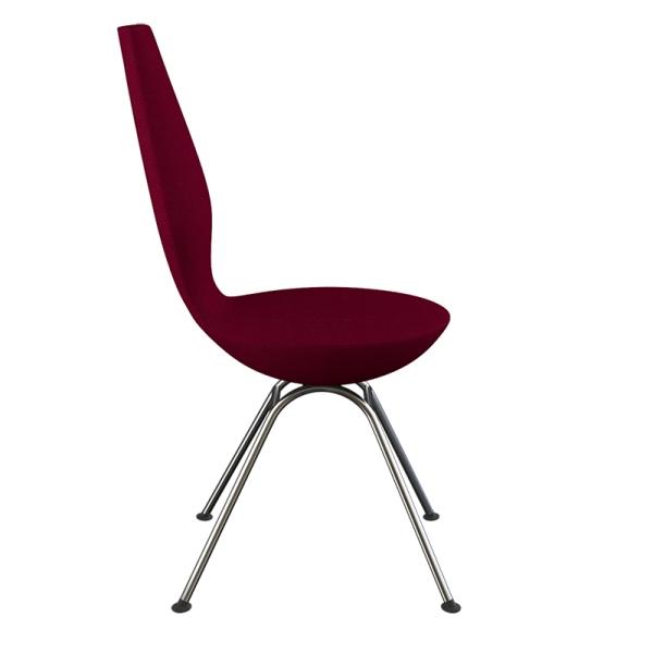 Chaise ergonomique rouge Date Varier® - 2