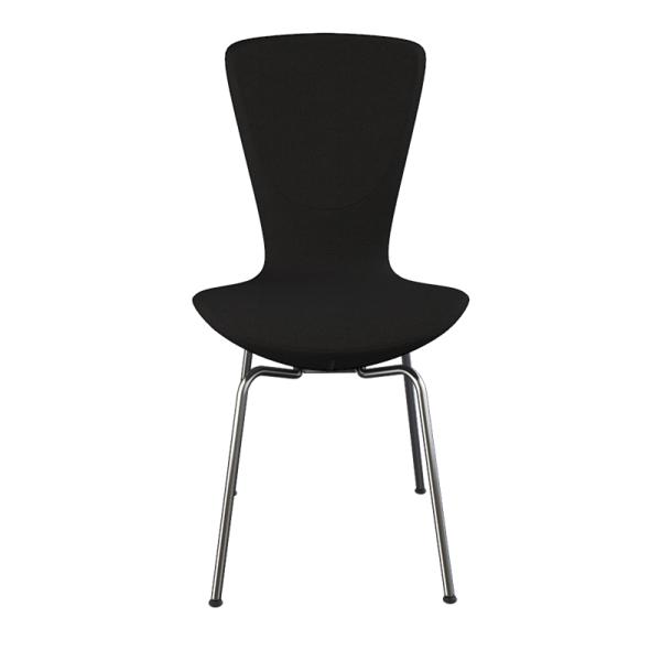 Chaise ergonomique Varier en tissu noir et métal - Invite Varier® - 7