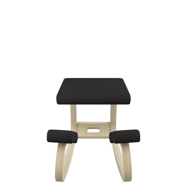 Chaise à bascule en tissu noir - Variable Varier® - 25