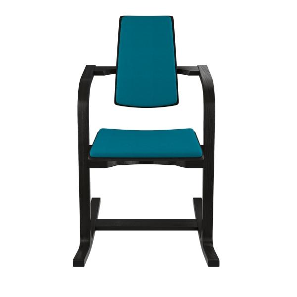 Fauteuil ergonomique en tissu bleu - Actulum Varier® - 31