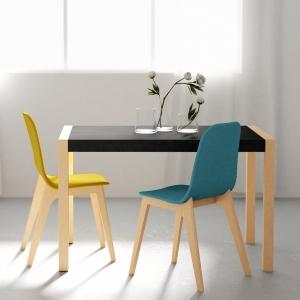 Table en céramique extensible - Concept bois
