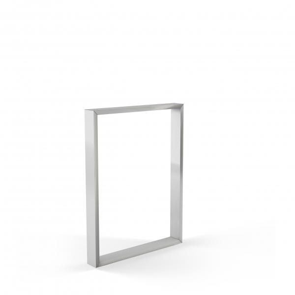 pied aluminium de table Fix - 2