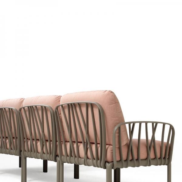 Canapé d'angle modulable 5 places - Komodo - 13