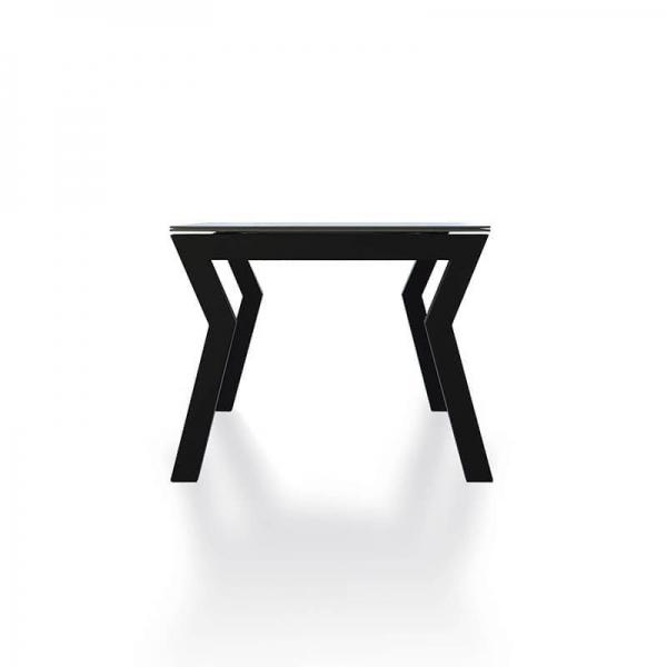 Table design espagnole en Dekton gris - Sky - 2