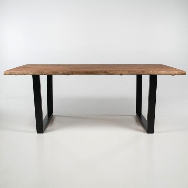 Table industrielle avec pieds traîneau - Planète - 4
