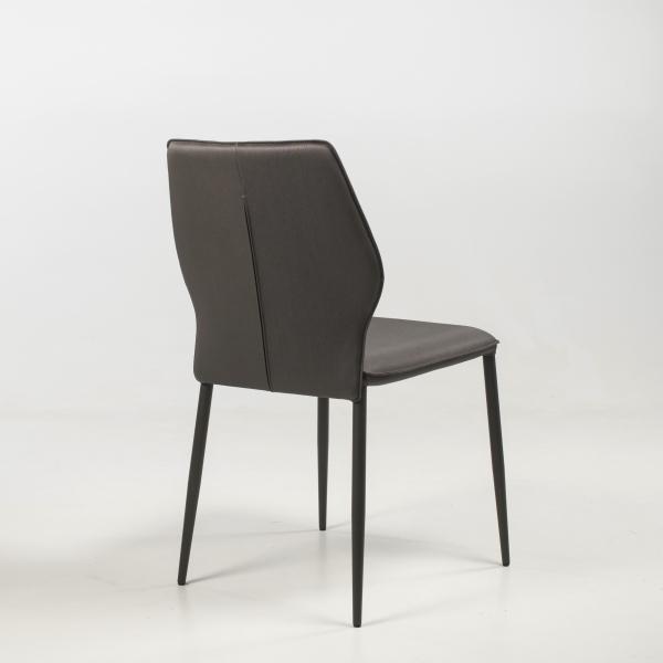 Chaise rembourrée italienne - Wind IV - 5