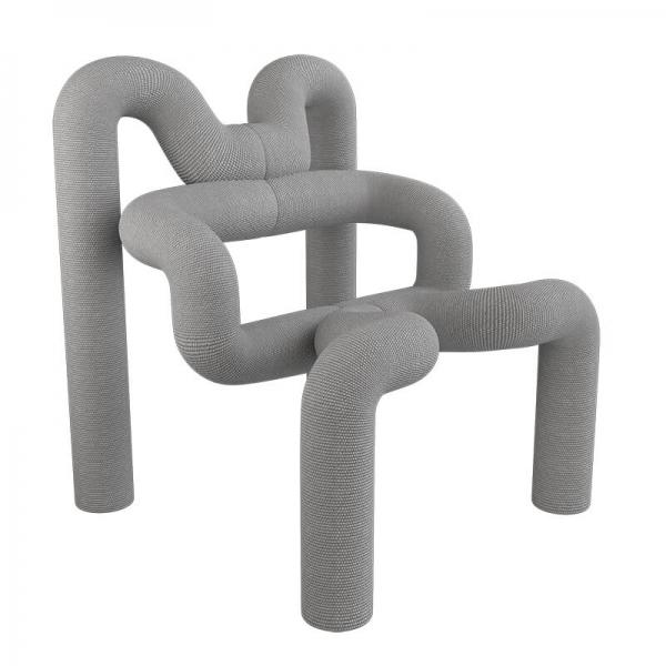 Fauteuil ergonomique design gris - Ekstrem Varier® - 21