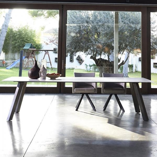 Table de salle à manger en dekton Nayla - Artur - 2