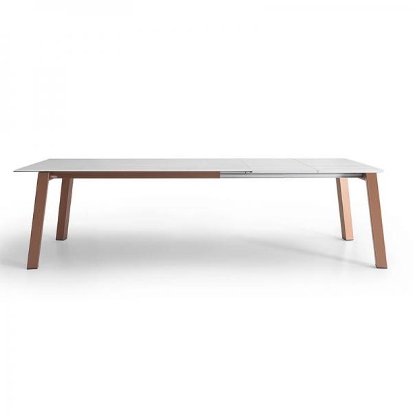 Table moderne extensible en Dekton - Charlotte - 3