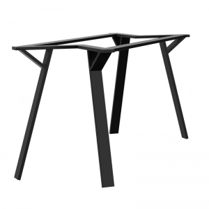 Pied de table design en métal made in France - Wild