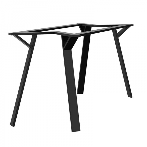Pied de table design en métal made in France - Wild - 1