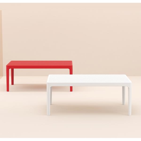 Table basse rectangulaire de salon - Sky