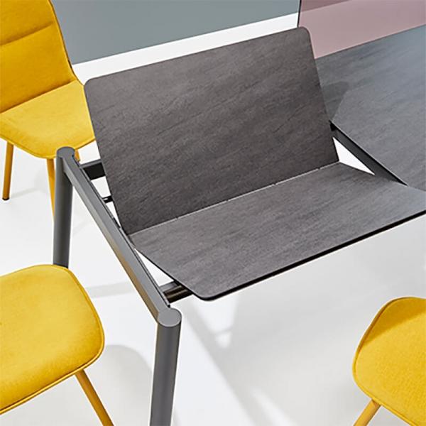 Table fabrication espagnole en céramique extensible - Köln Moblibérica - 7