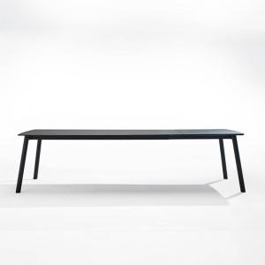 Table extensible en céramique et métal - Köln Moblibérica