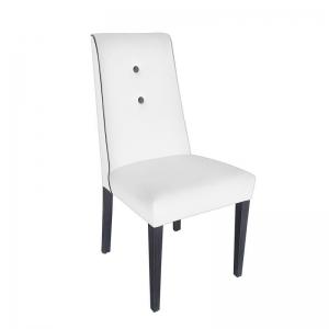 chaise de salle à manger contemporaine Mila