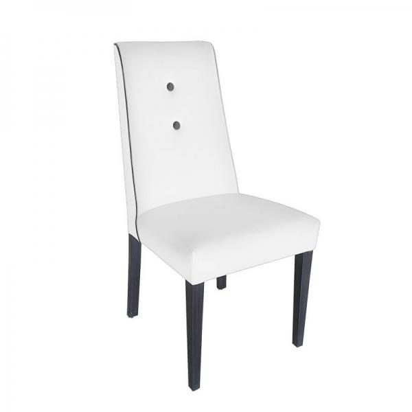 chaise de salle à manger contemporaine Mila - 1