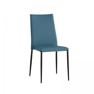 chaise de séjour en cuir - Trix