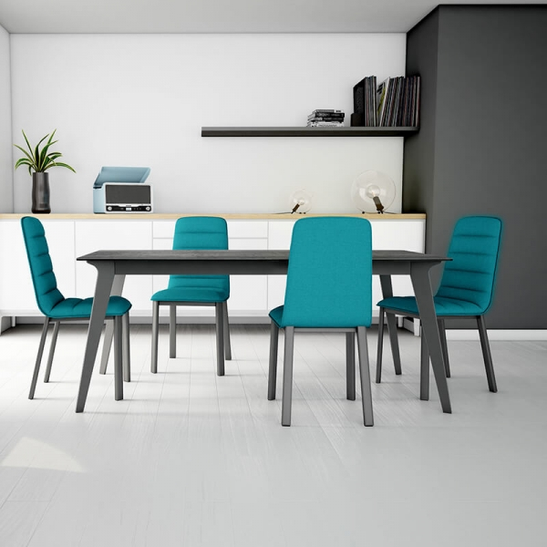 table à manger en céramique Infiné - 2