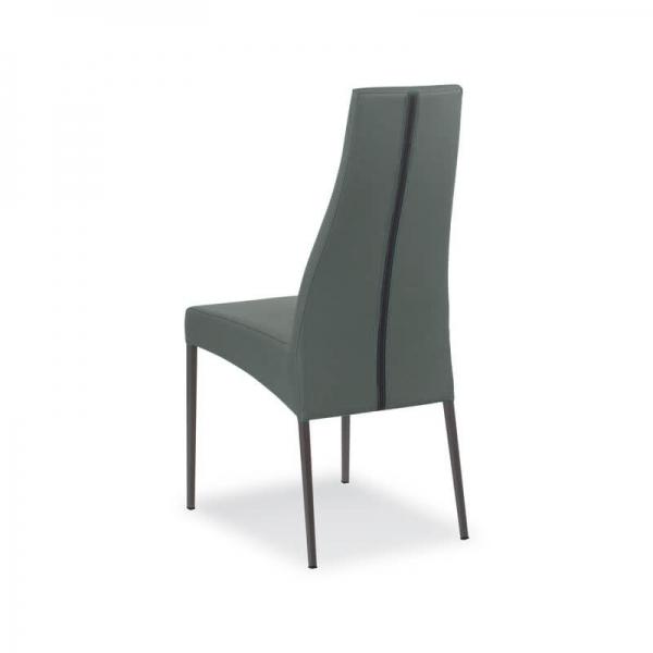 chaise dossier haut pour salle à manger - Carla - 3