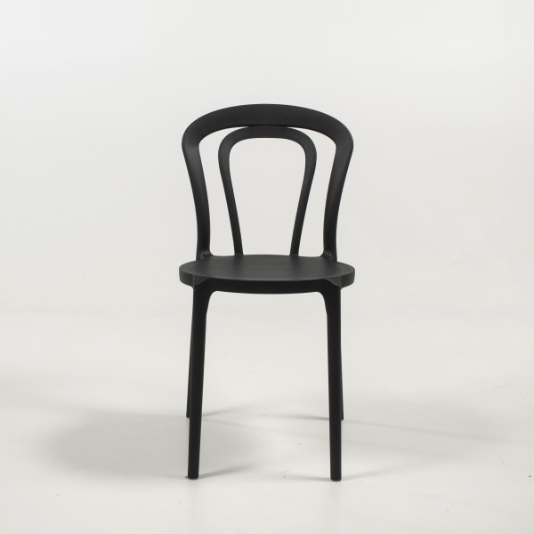 chaise de jardin noire - Caffè - 12