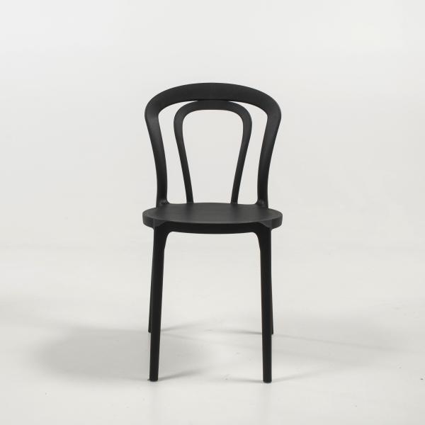 Chaise bistrot noire - Caffè Connubia® - 13