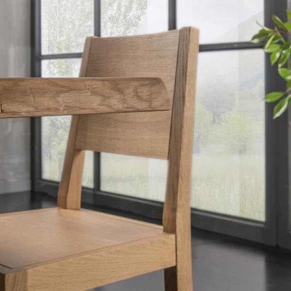 Table italienne style industriel - 14.11 - 6