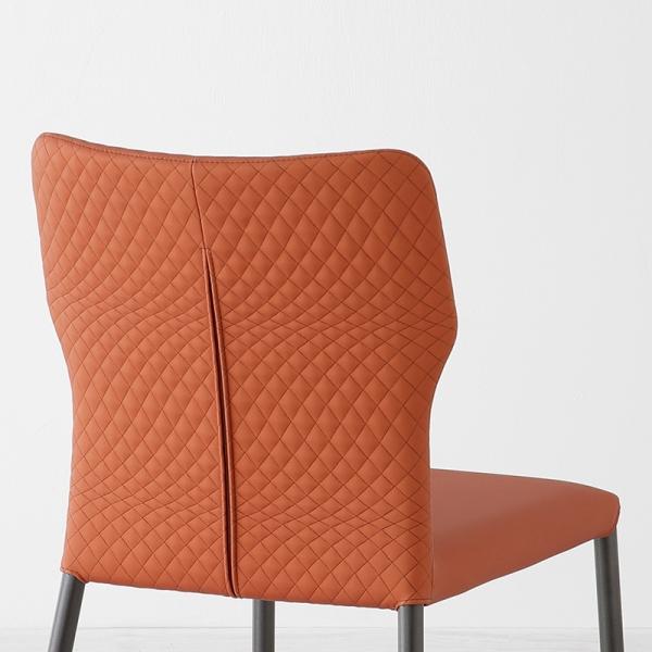 dossier de la chaise de séjour - Maryl - 4