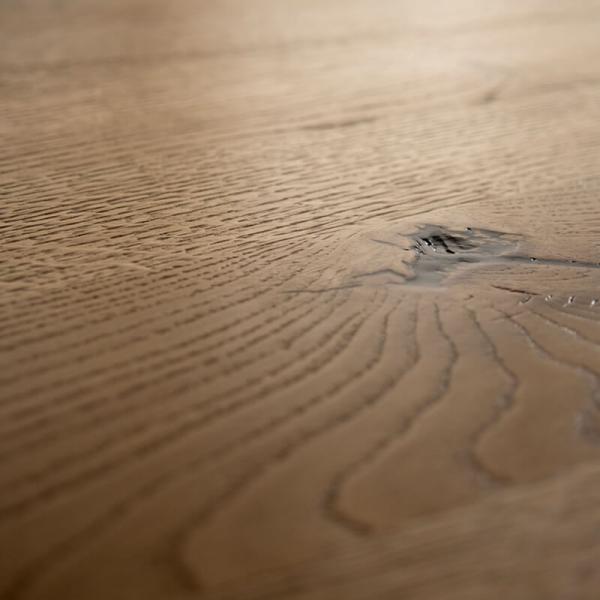 Table à manger moderne bois et métal - 14.04 - 6