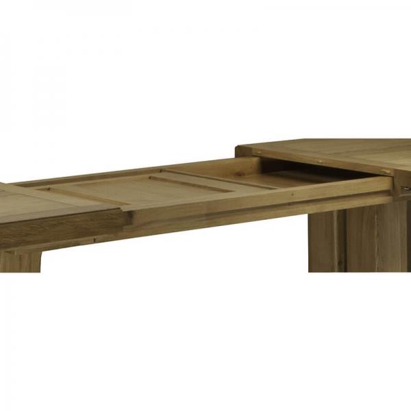 Table de monastère rustique en bois extensible - Monastère - 8