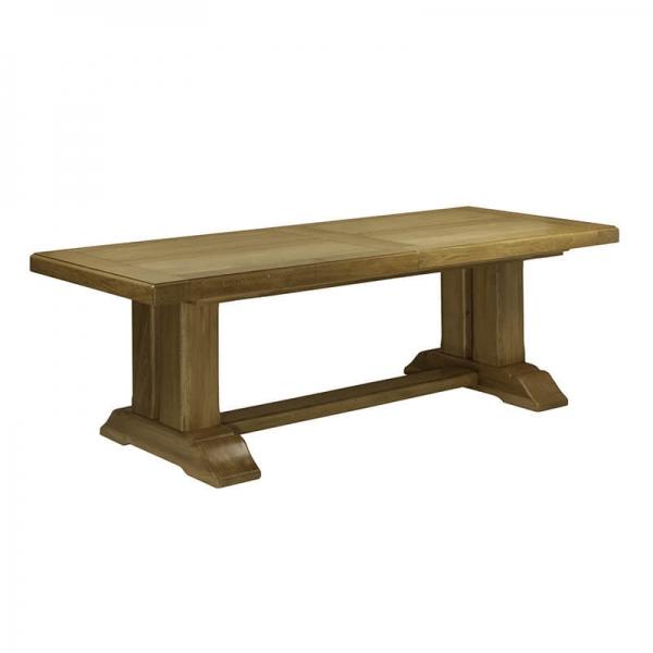 Table monastère française en bois massif - Monastère - 11