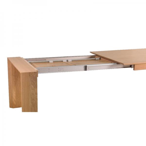 Table extensible fabrication française - Bakou slim - 2