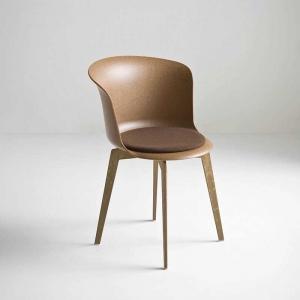 Chaise en bois recyclé design - Epica Eco