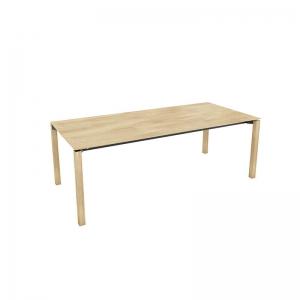 Table à manger bois massif - Float Mobitec®