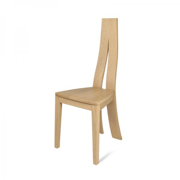 Chaise en chêne massif - 1400 - 4