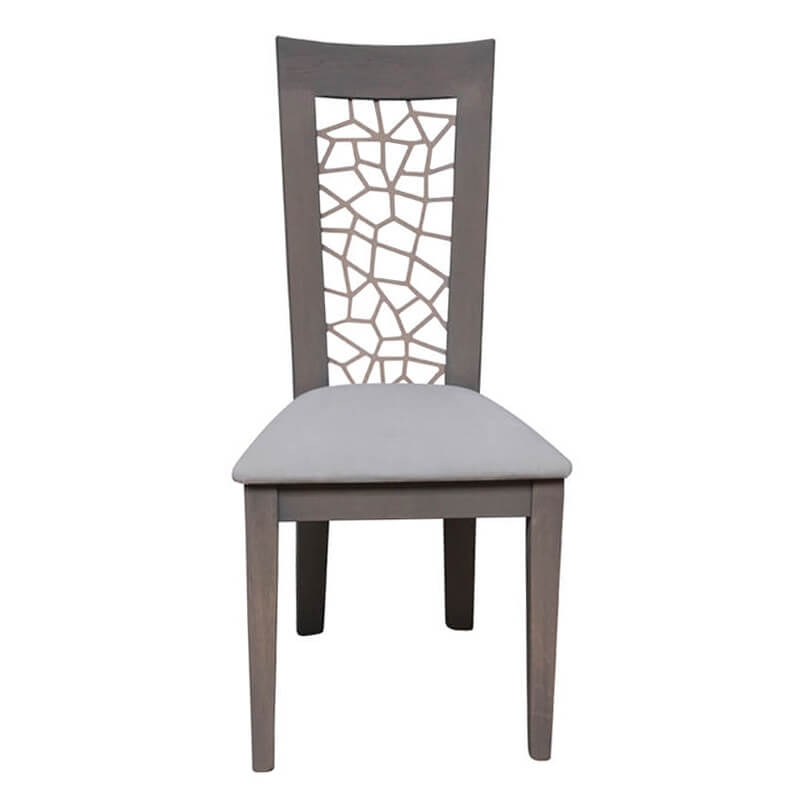 chaise de salle a manger crocus 4 pieds