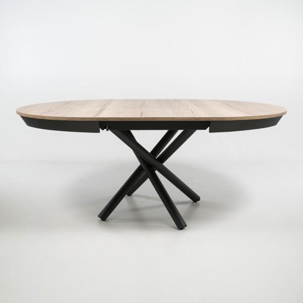 Table ronde design avec allonges - Fahrenheit - 6